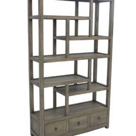 Bookshelf & shelves